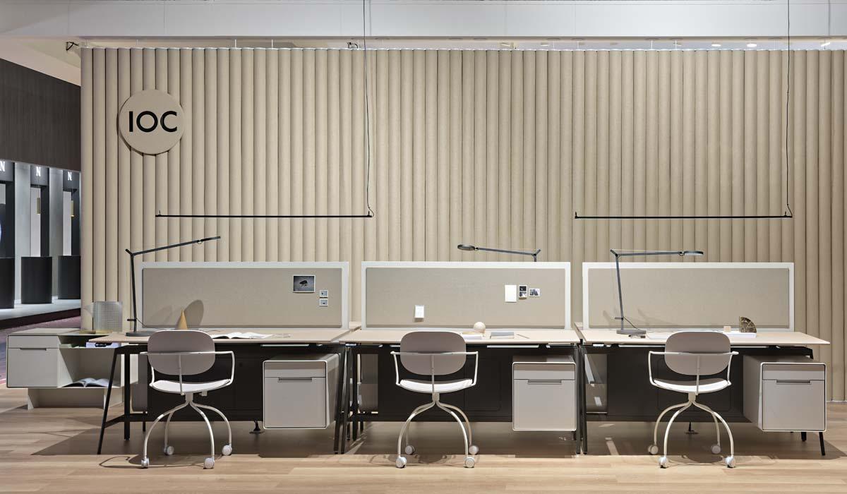 Solari, design di Studio Gensler