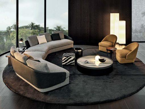 Lawson, design Rodolfo Dordoni