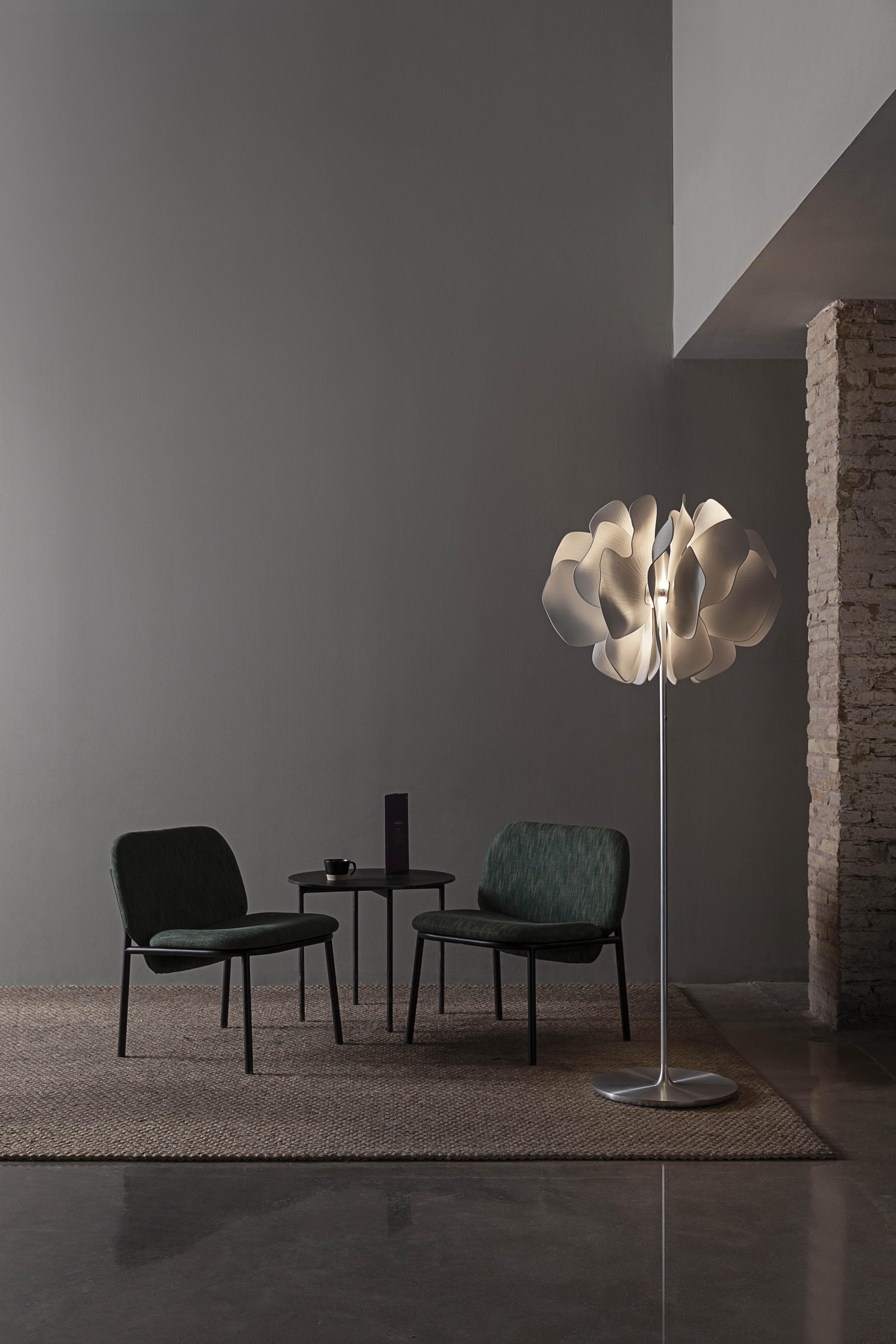 Lladro Nightbloom Floor Lamp by Marcel Wanders