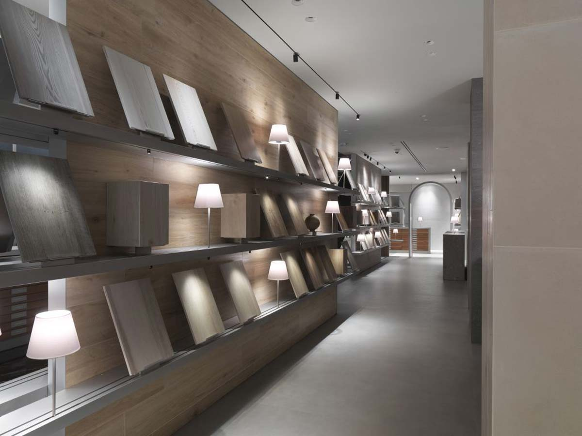 Nuovo Showroom a Milano, Marazzi