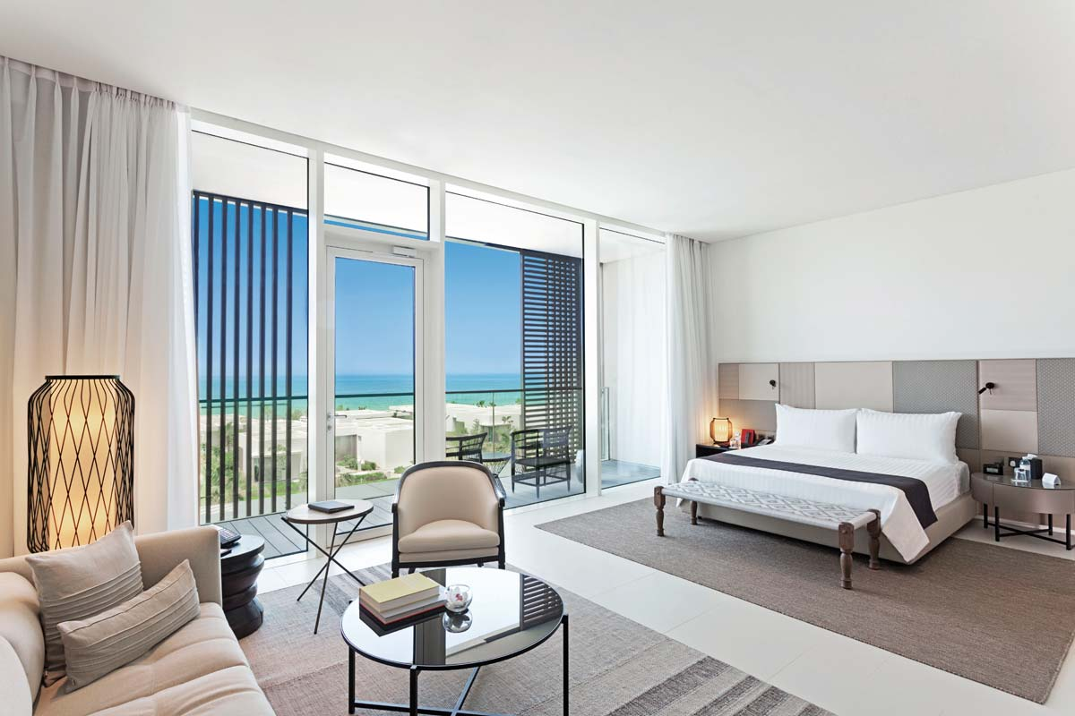 Premier Room The Oberoi Beach resort