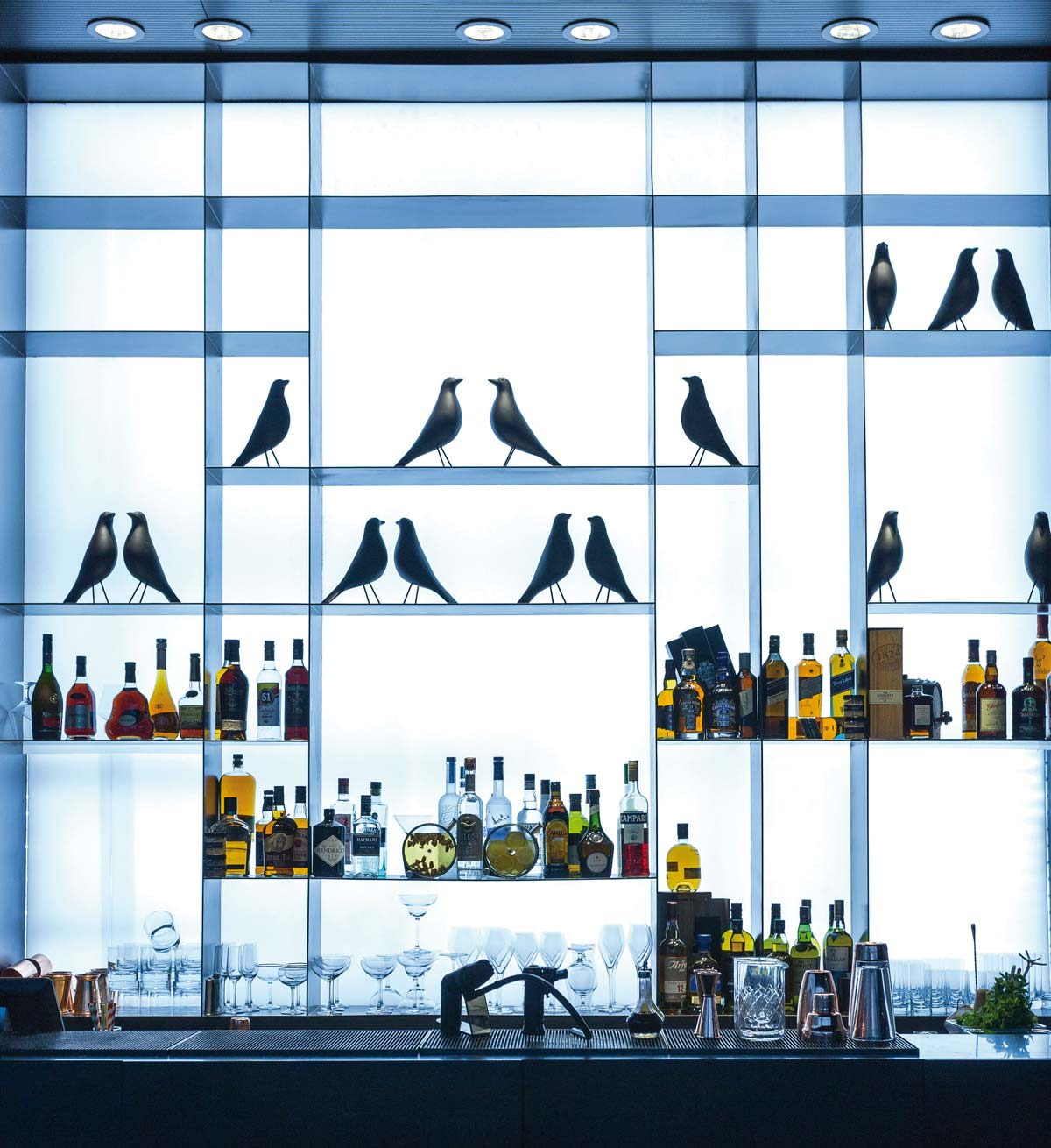 Bar The Oberoi Beach Resort