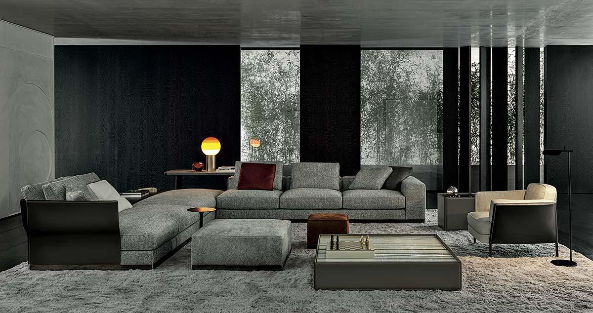 West, design Rodolfo Dordoni