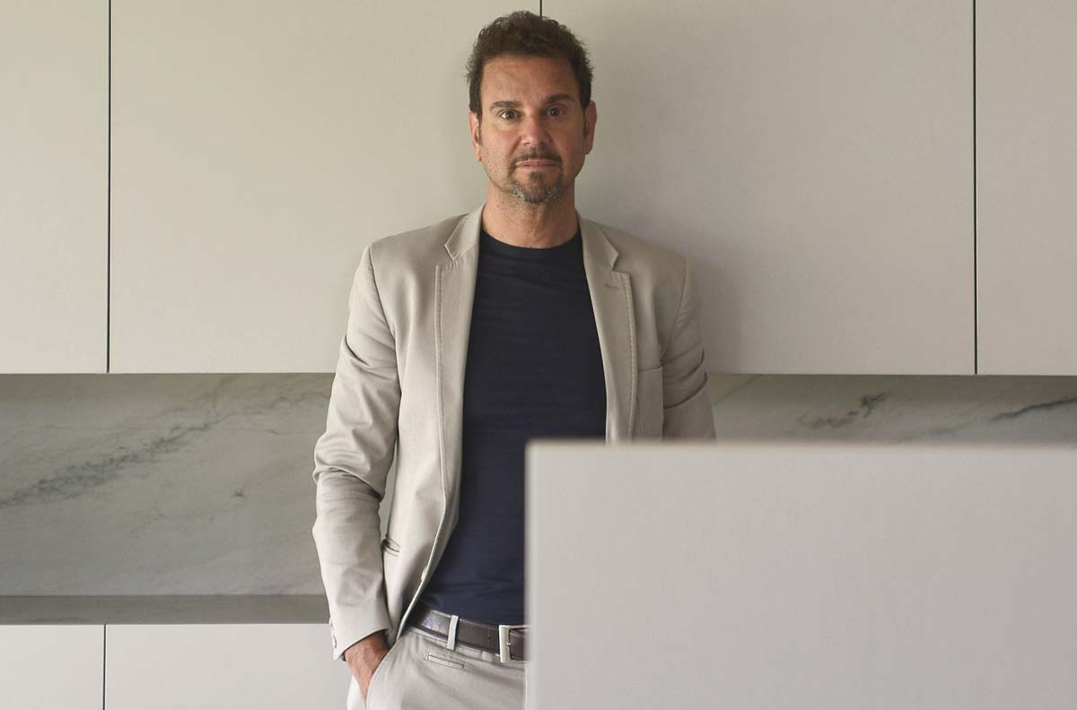 Alberto Minotti, designer Maistri e Minotticucine