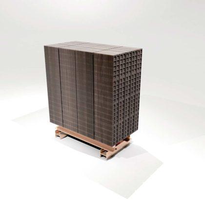 Brick by Clan Milano, design Alessandro La Spada