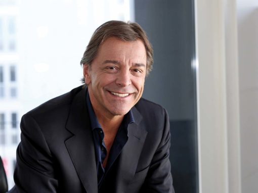 Silvio Denz, Chairman & CEO of Lalique