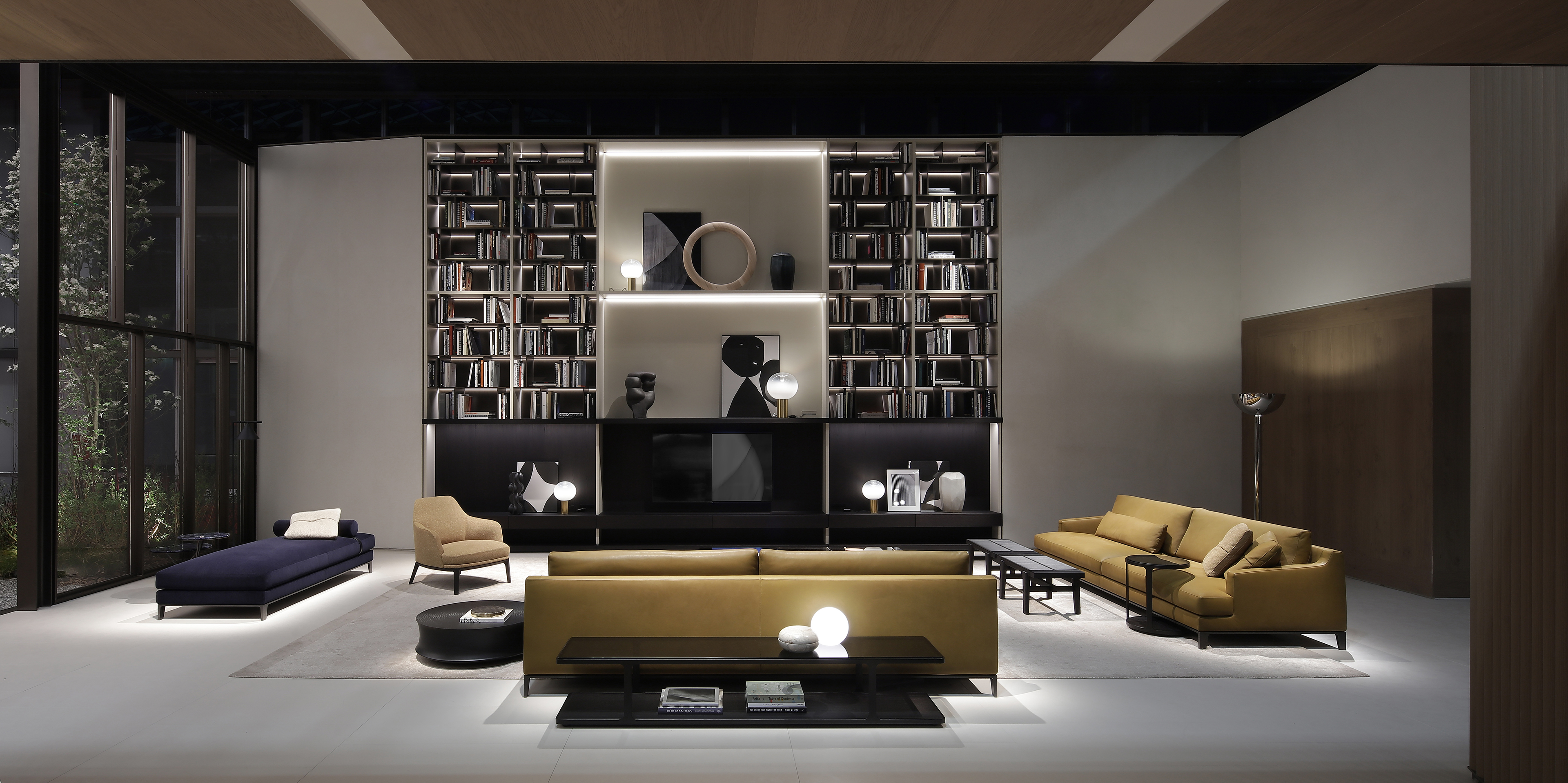 The Double Dimension Of Poliform Design Salone Del