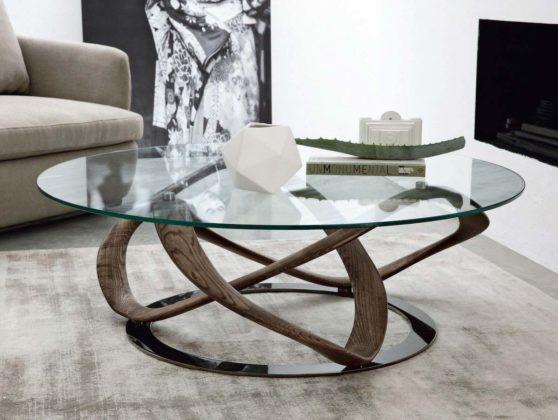 Tavolo Infinity by Porada, design Stefano Bigi