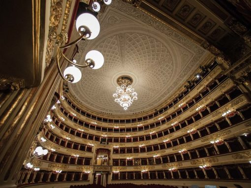 Teatro alla Scala - Photo © Rudy Amisano