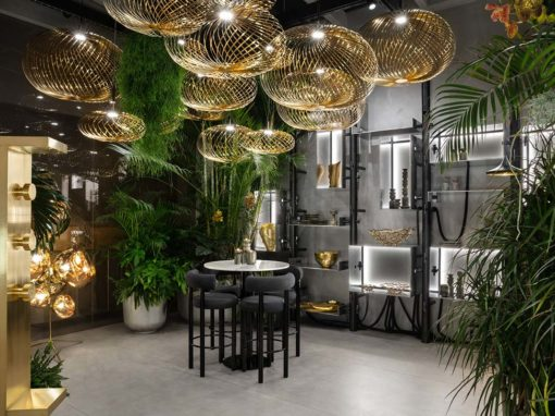 The jungle, The Manzoni by Tom Dixon