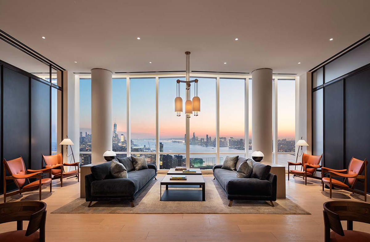 15 Hudson Yards - photo © courtesy of Scott Frances for Related Oxford