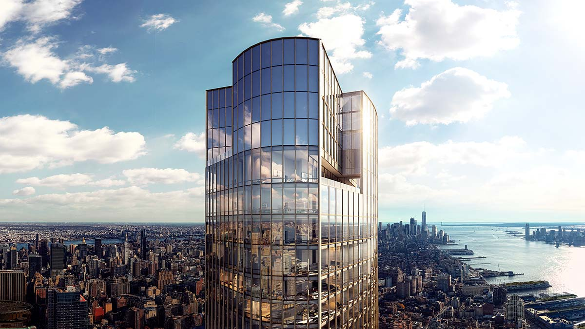 35 Hudson Yards - photo © courtesy of Related Oxford