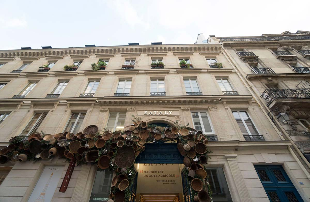 Cucina Ernestomeda a Eataly Paris