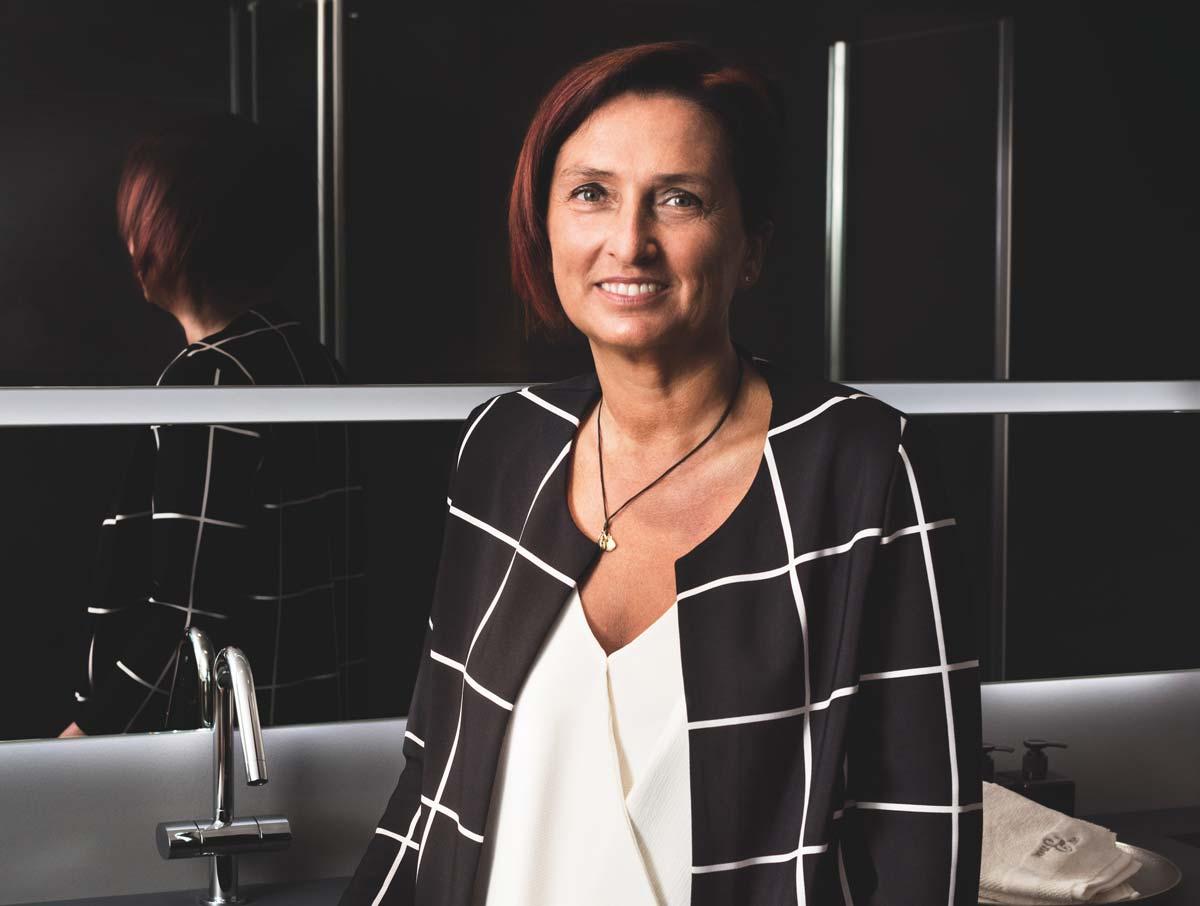 Fabiana Scavolini, amministratore delegato Scavolini © Livio