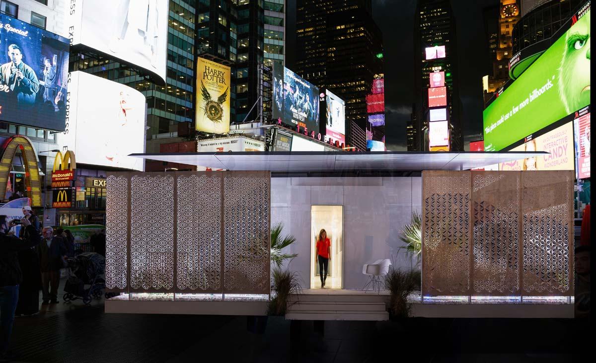 Futurehaus, Times Square