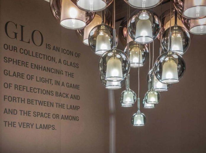 Lampada Glo by Carlo Colombo, Penta
