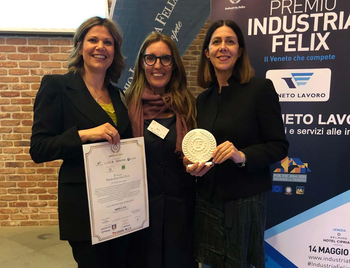 Premiazione Industrial Felix