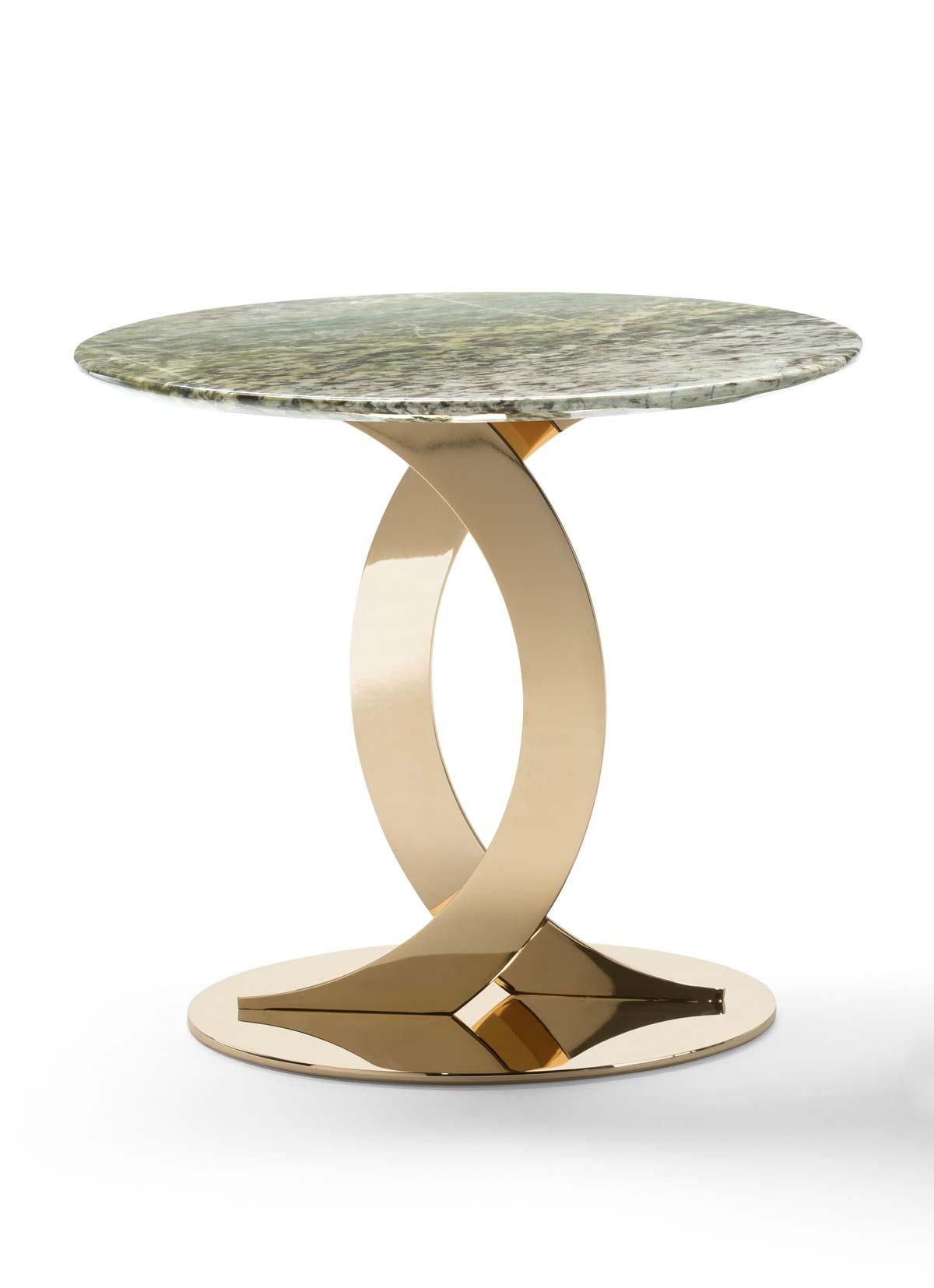 Small Table Ludmilla by Castello Lagravinese Studio, Opera Contemporary