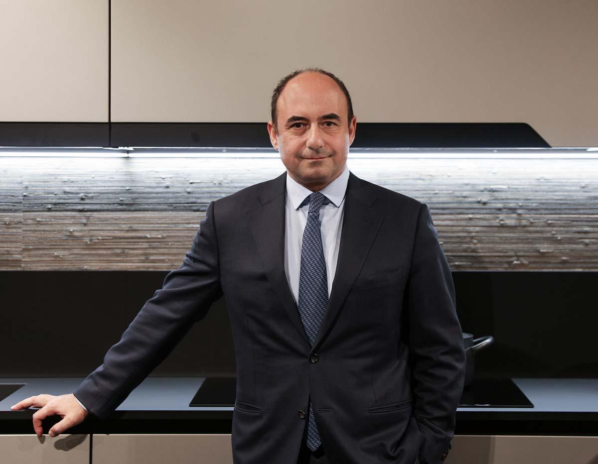 Massimo Manelli, Amministratore Delegato di Rino Snaidero S.p.A.