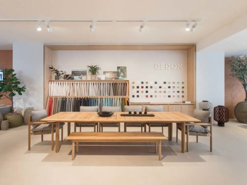 Showroom Dedon, Manhattan