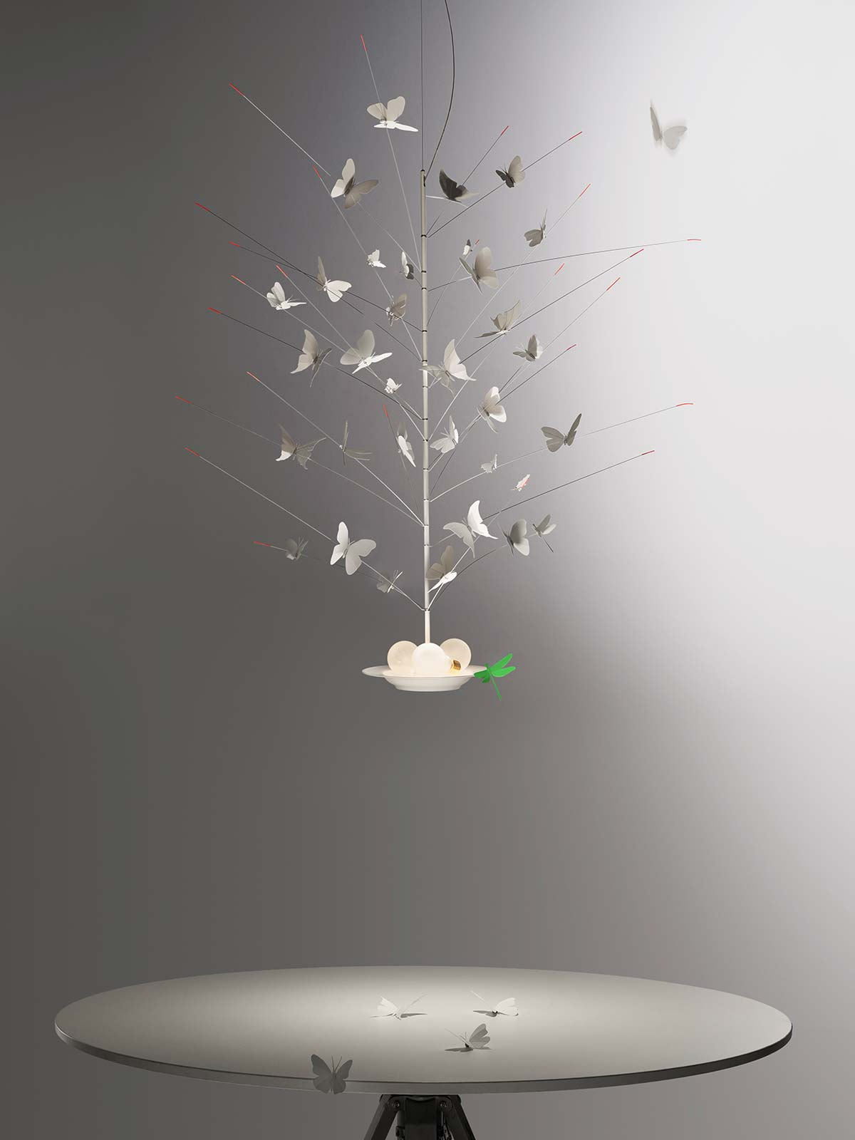 La festa delle farfalle by Ingo Mauer