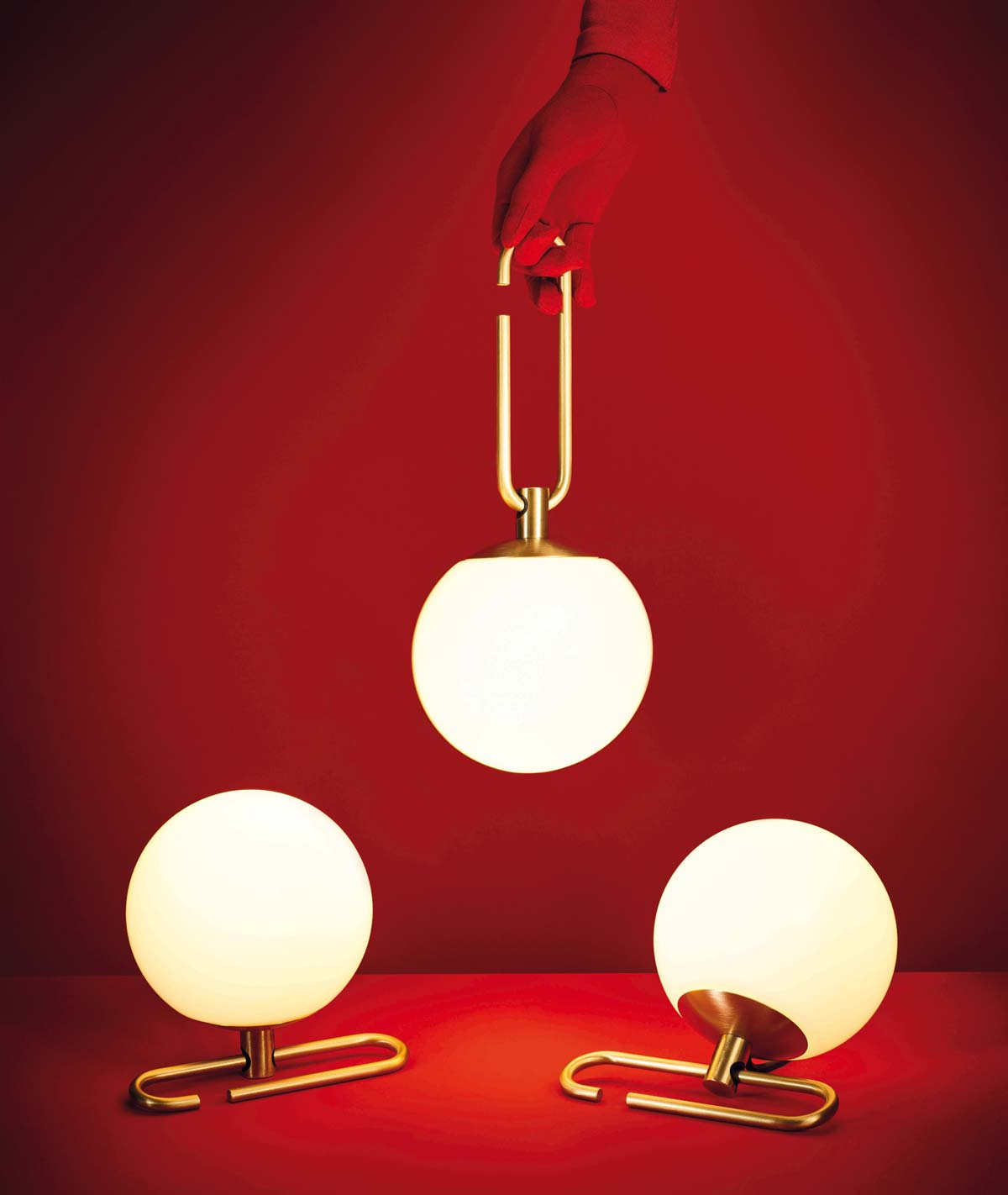 Collection Yanzi for Artemide