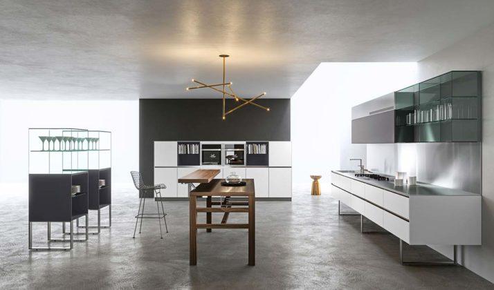 Cucine Sipario, Aran