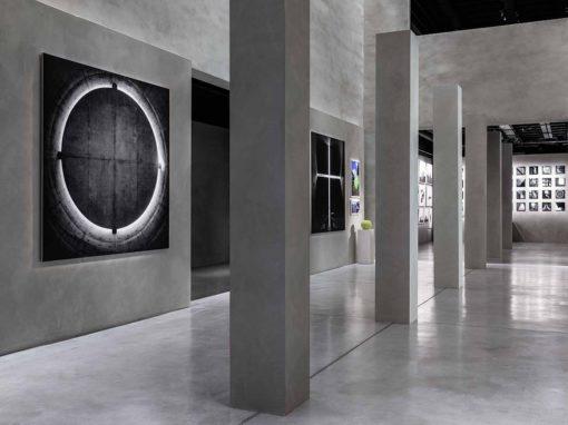 The Challenge by Tadao Ando at Armani Silos © Delfino Sisto Legnani and Marco Cappelletti