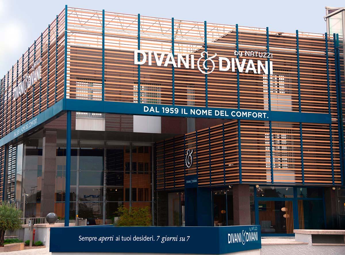 Divani&Divani by Natuzzi: a central focus on clients ...