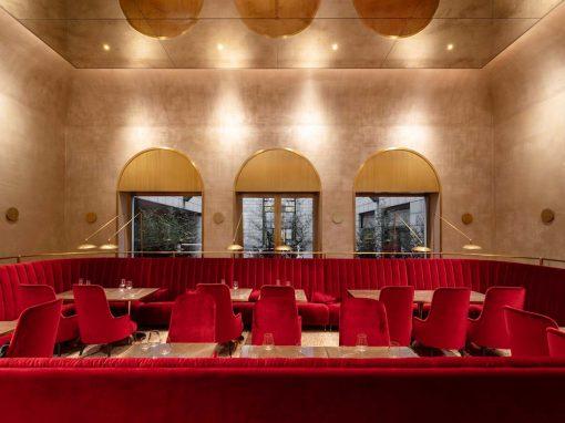 Ristorante Teatro alla Scala - Il Foyer, Milano.