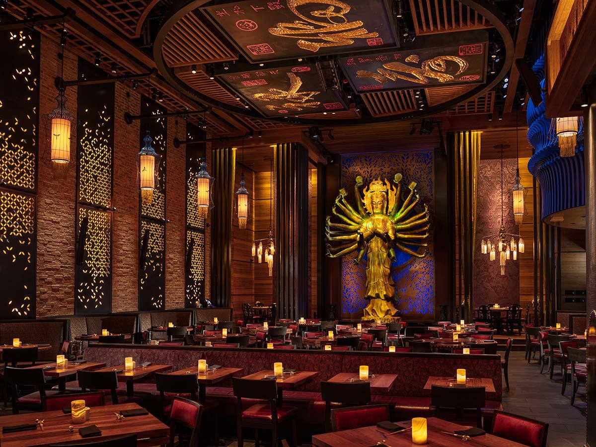 Tao Restaurant Chicao, ©Warren Jagger