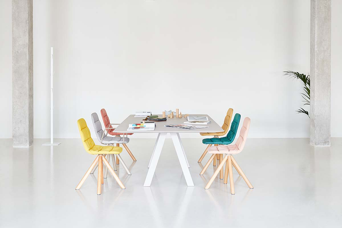Maarten chair by Viccarbe - Design by Victor Carrasco