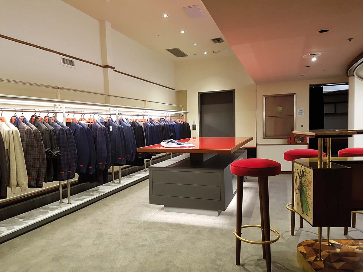 Isaia, San Francisco