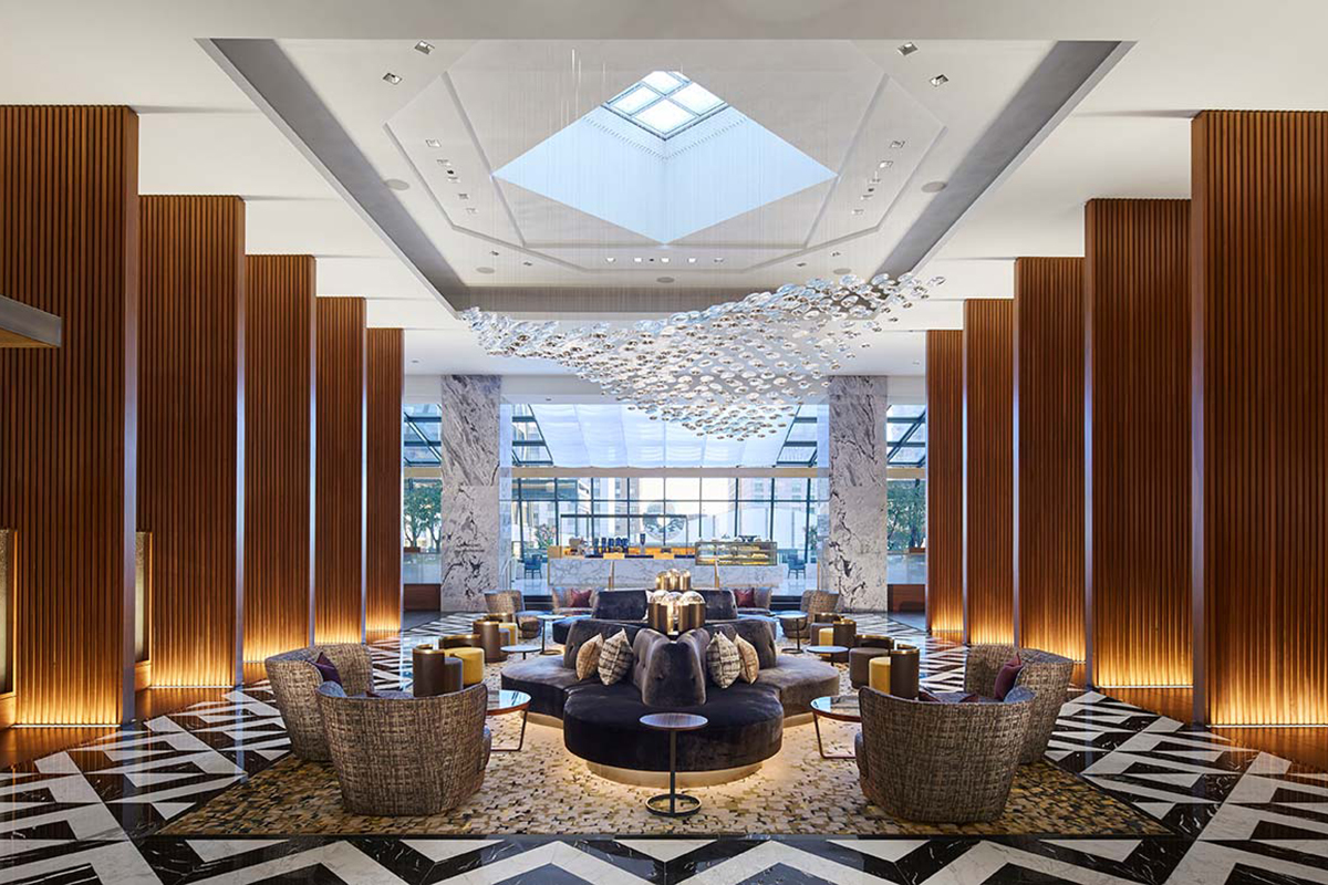 Ritz Carlton Hotel, Chicago