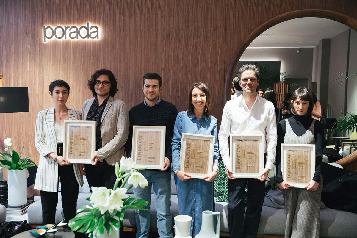 Vincitori Porada International Design Award 2018