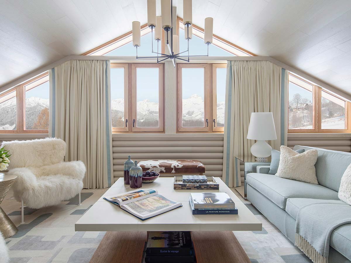Four Seasons Megeve, Suite