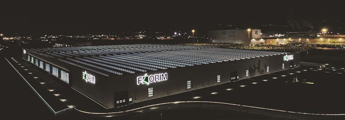 Fabbrica Florim. Fiorano Modenese