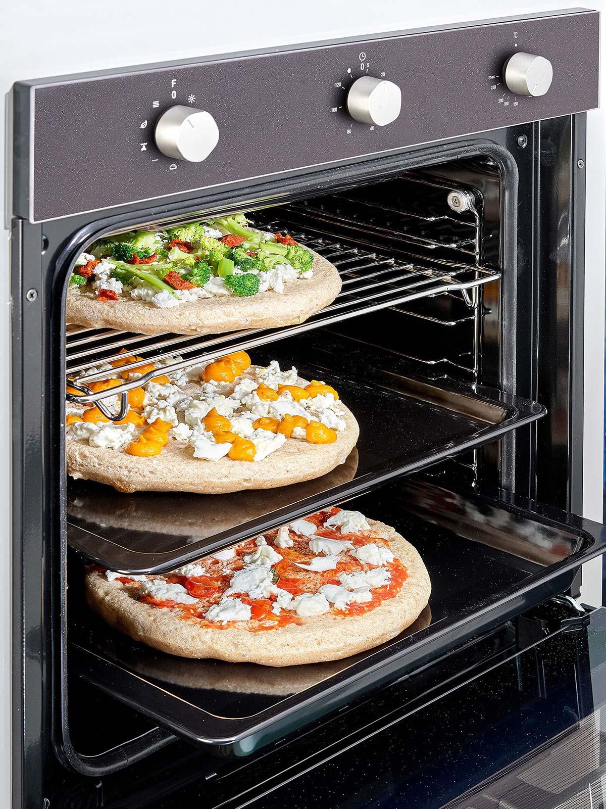 Forno Maris, Free Pizza Gourmet, Franke