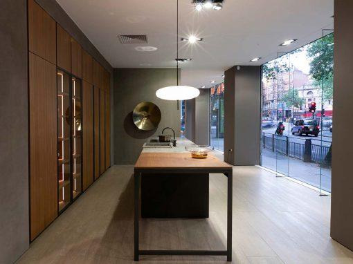 Molteni&C|Dada, Shaftesbury Avenue Londra