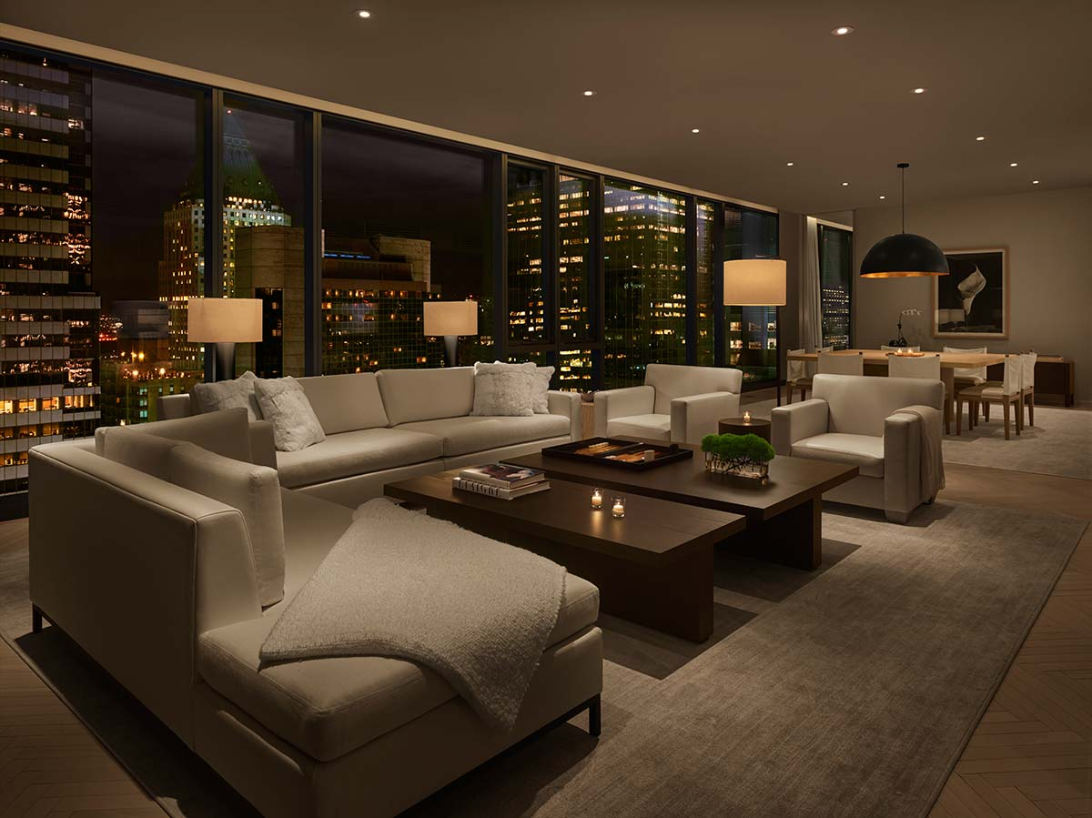The Times Square EDITION, Penthouse