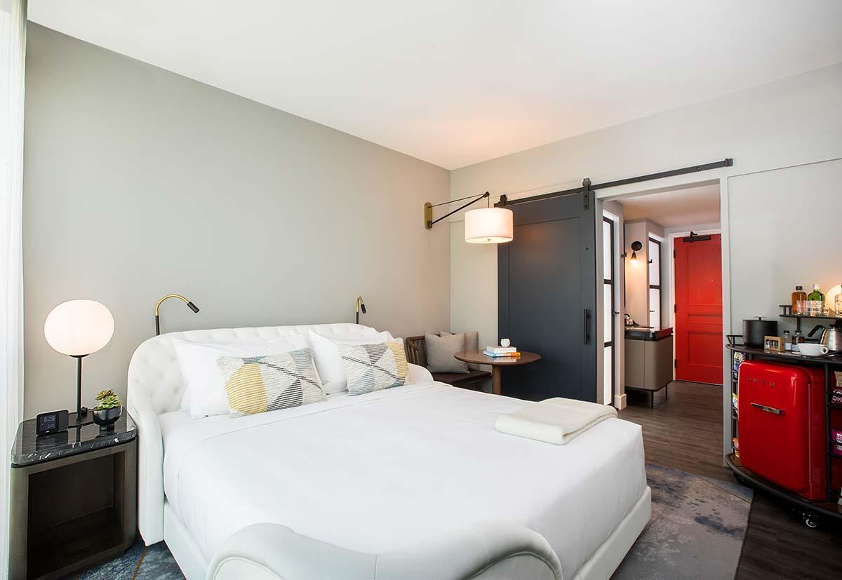 Chamber King, Virgin Hotel @ San-Francisco