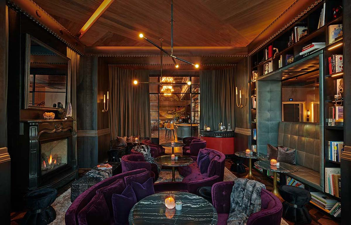 The Shag Room, Virgin Hotel @ San-Francisco