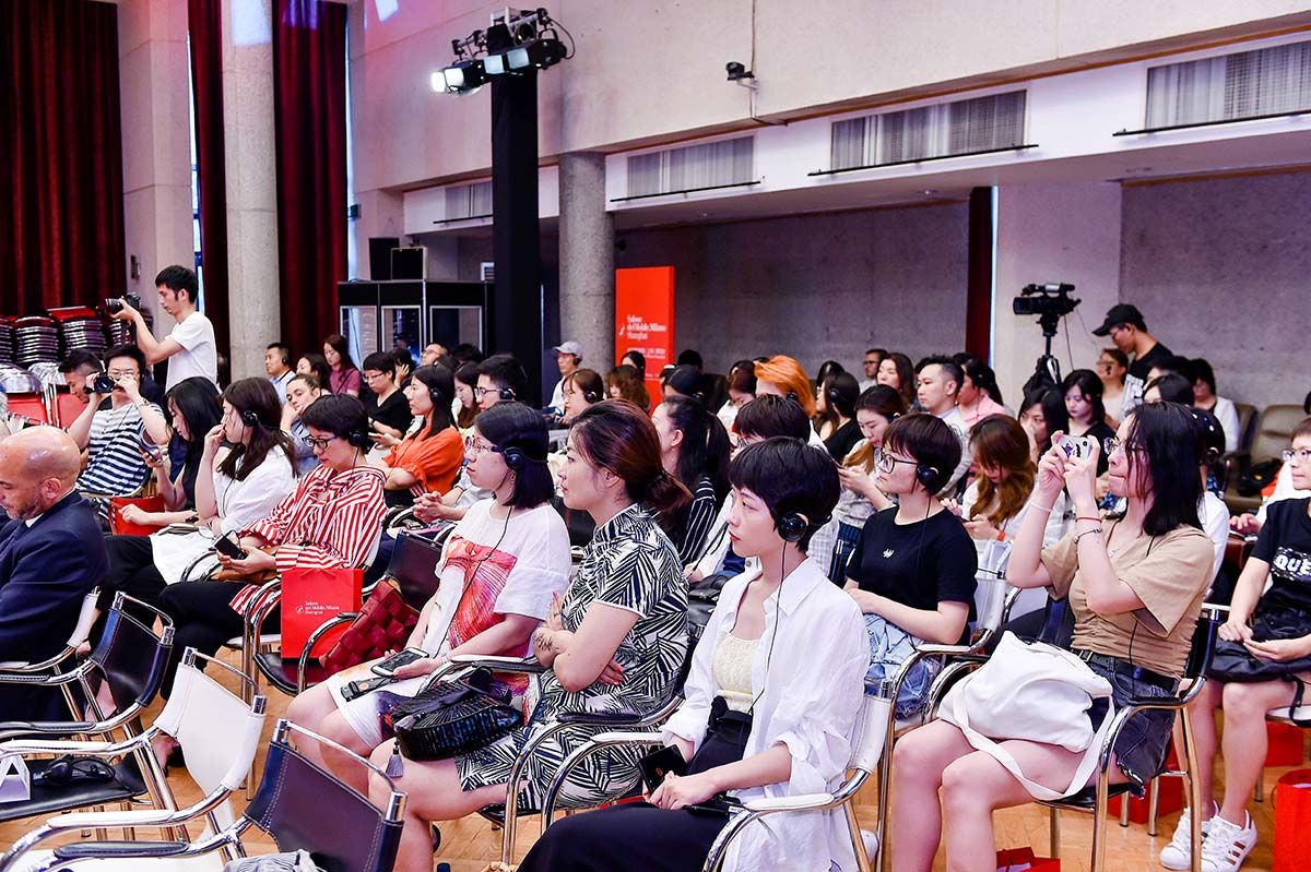 Salone del Mobile.Milano Shanghai. Beijing Press Conference