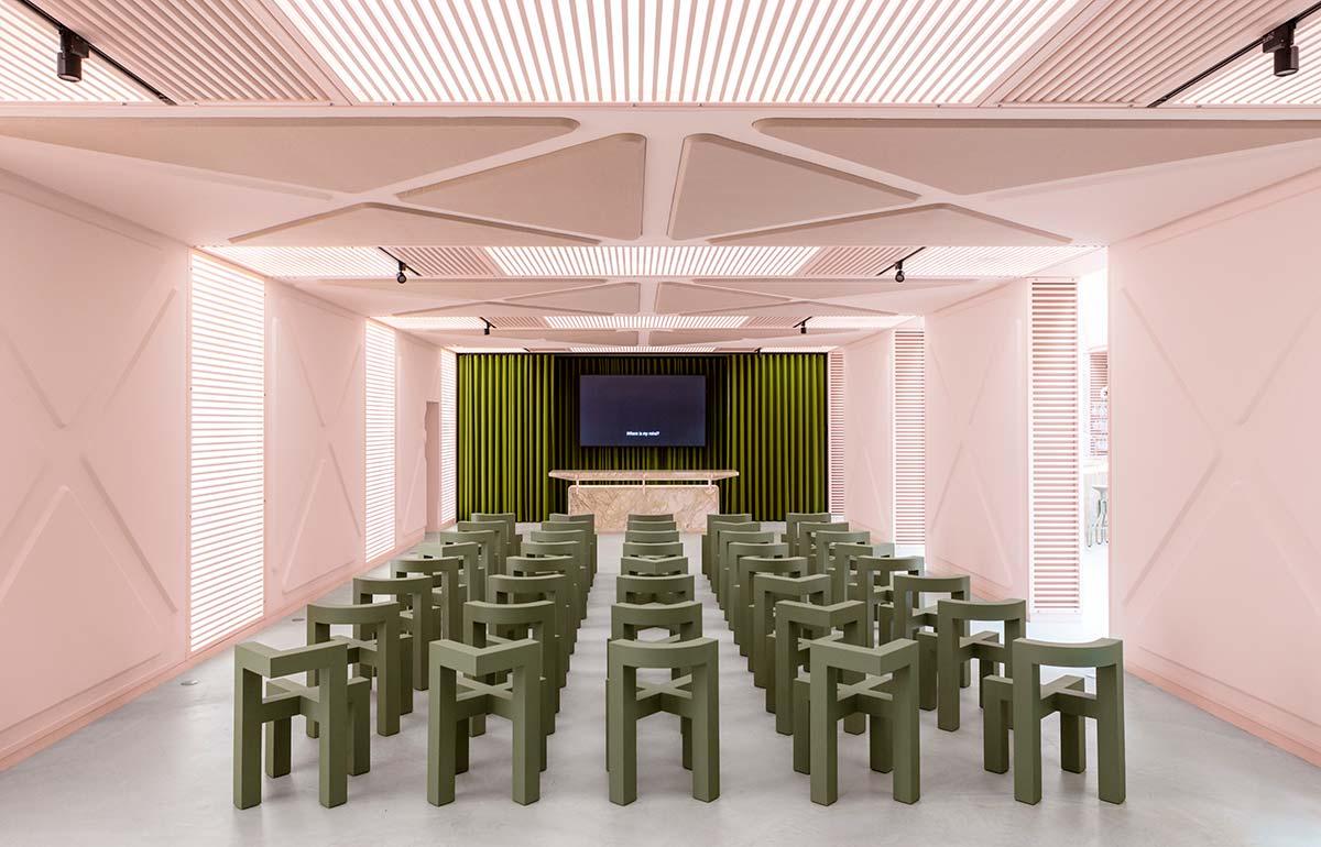 XYZ Lounge - Photo © Felipe Ribon