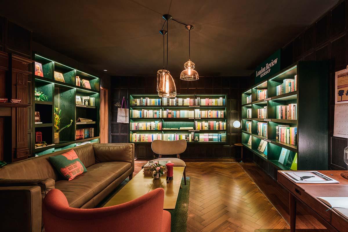 Sinan Books - Photo © CreatAR Images