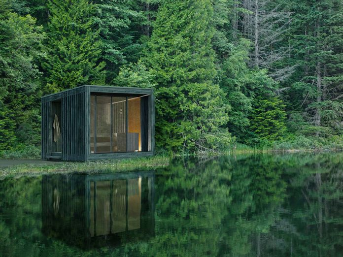 NatureSauna, Outdoor Collection, Starpool