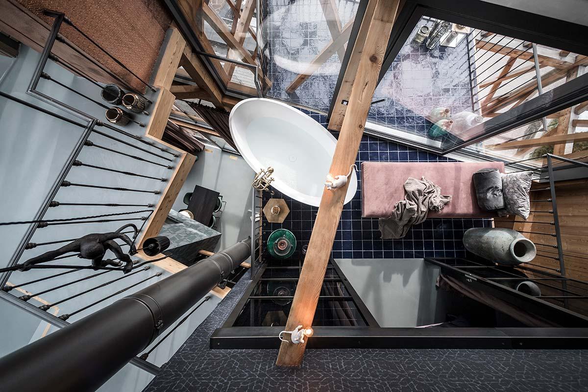 Messner house - Photo © Alex Filz