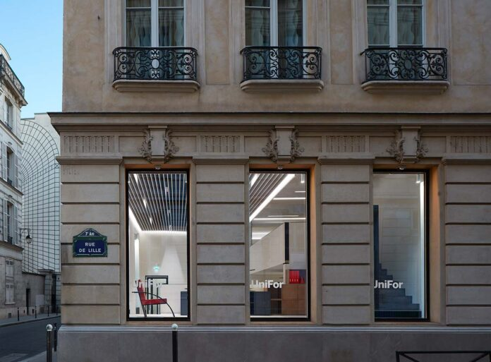 UniFor, New Opening Paris