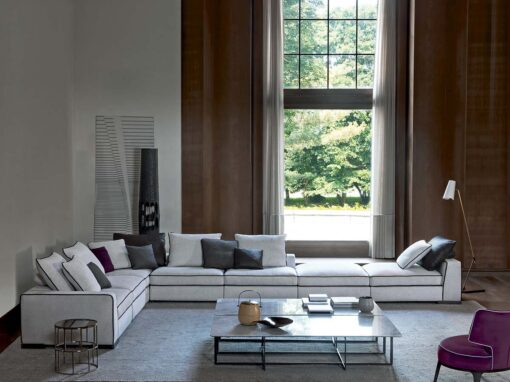 Sofa Armand, Flexform Mood