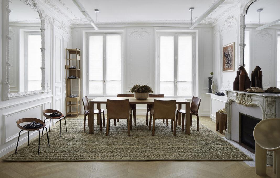 Birkenstock 1774, Paris, interior project by Nick Vinson, Vinson&Co - Photo © DePasquale + Maffini